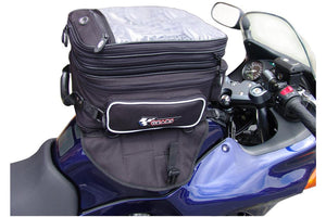 Explorer Motorcycle Tank Bag - Gears Canada