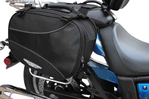 Voyager Motorcycle Saddlebag - Gears Canada