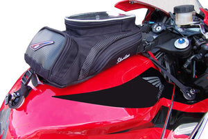 Stratos Motorcycle Tank Bag for Plastic/Aluminium Tanks - Gears Canada
