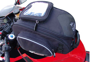 Pro Genesis Motorcycle Tank Bag for Plastic/Aluminium Tanks - Gears Canada