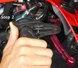 Motorcycle Throttle Lock | Handlebar EASY CRUISE Control - Gears Canada