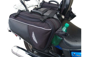 Ultramax Motorcycle Saddlebag - Gears Canada