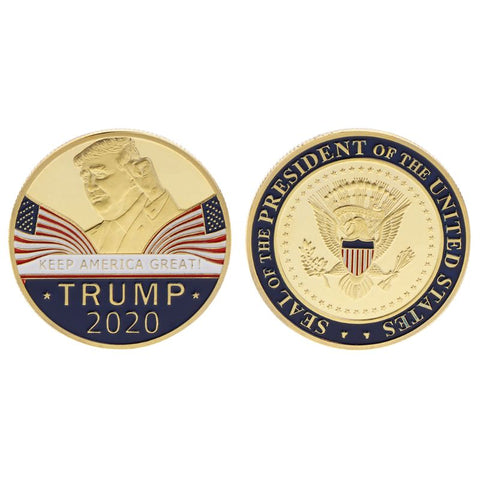 President Trump 2020 Commemorative Coin