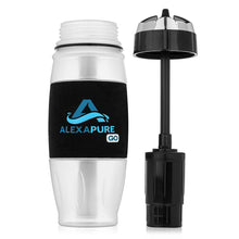 Alexapure Go Water Filtration Bottle - alexapure.com