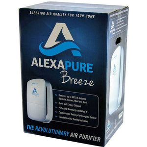 Alexapure Breeze True HEPA Air Purifier - My Patriot Supply