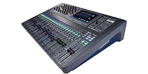 Soundcraft Si Impact 40 - Channel Digital Mixer Console with Remote iPad Control