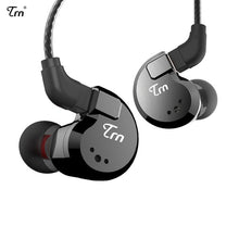 Carregar imagem no visualizador da galeria, TRN V80 2BA+2DD Hybrid Metal In Ear Earphone