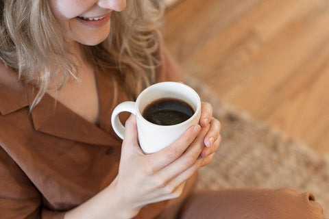 Are there any health benefits of decaf coffee