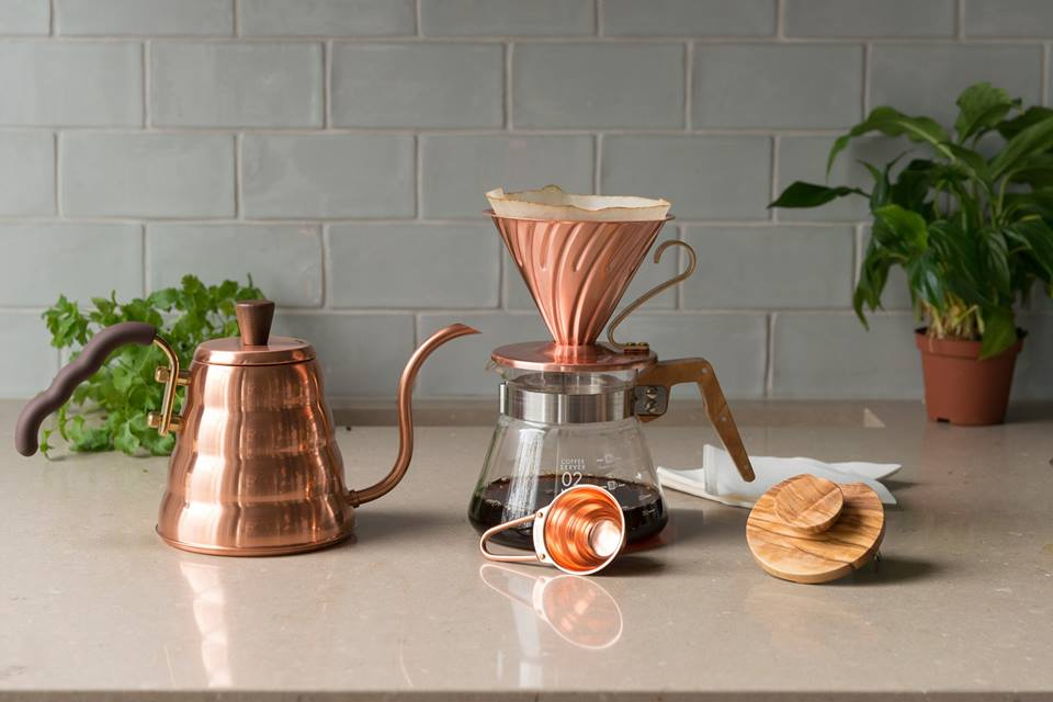 What is the best way to make V60 coffee?