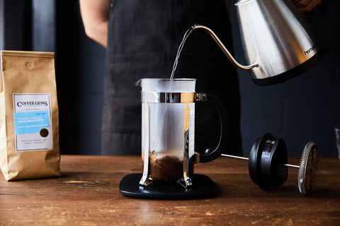 Coffee Gems cafetiere