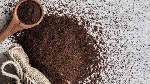 Coffee Gems grounds