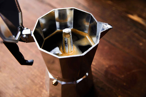 Coffee Gems Moka Pot