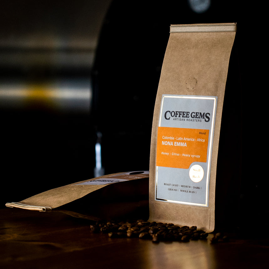 Best Coffee Beans to buy - Nonna Emma Blend