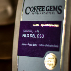 FILO DEL OSO - Colombia Geisha Coffee