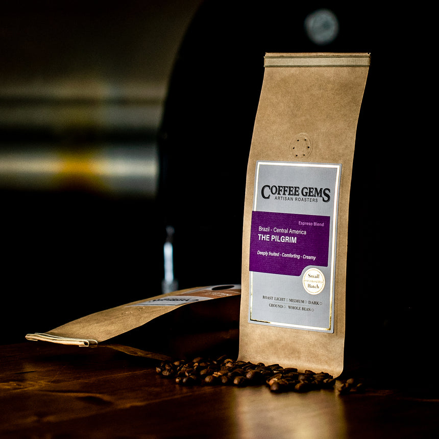 Espresso Coffee Beans - The Pilgrim