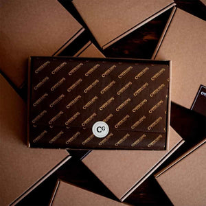 TASTING SELECTION BOX - CHOCOLATE & NUTS NOTES