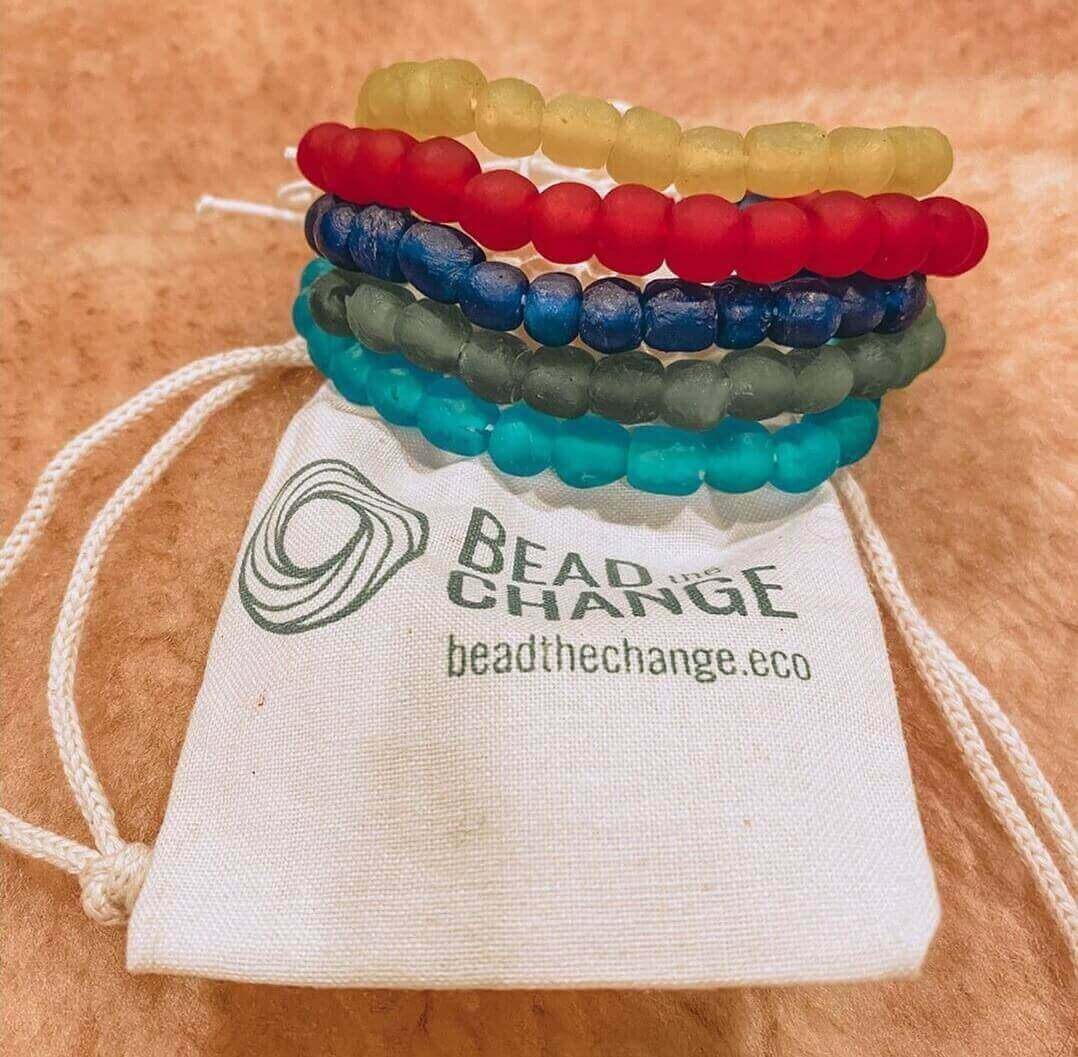 Bracelets For A Cause | The Story Behind Bead the Change