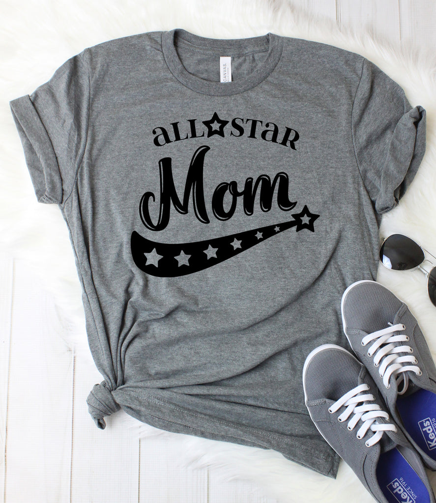 2c7aa73cf1cc All Star Mom T-Shirt – Shirt Union