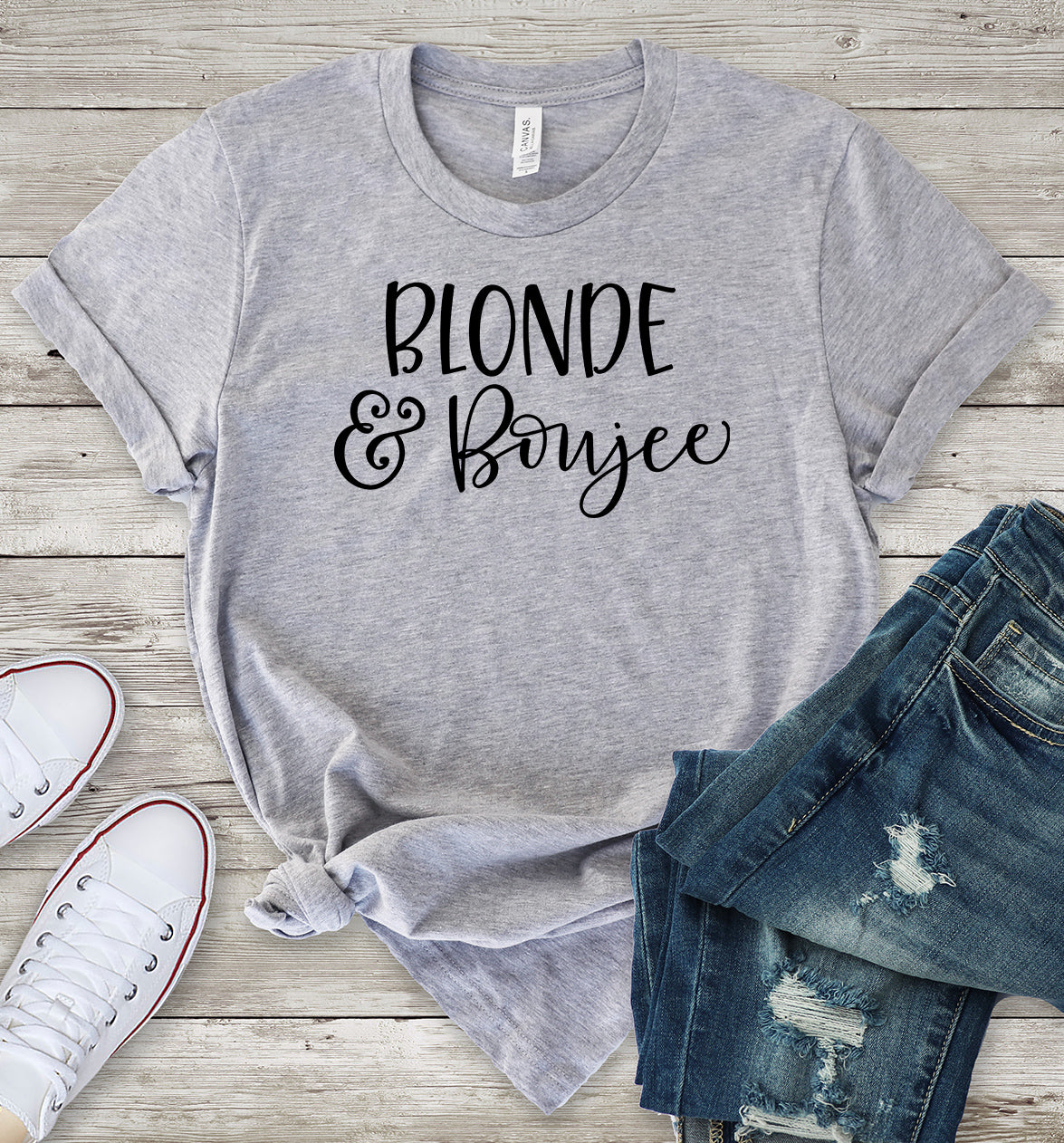 Blonde & Boujee T-Shirt