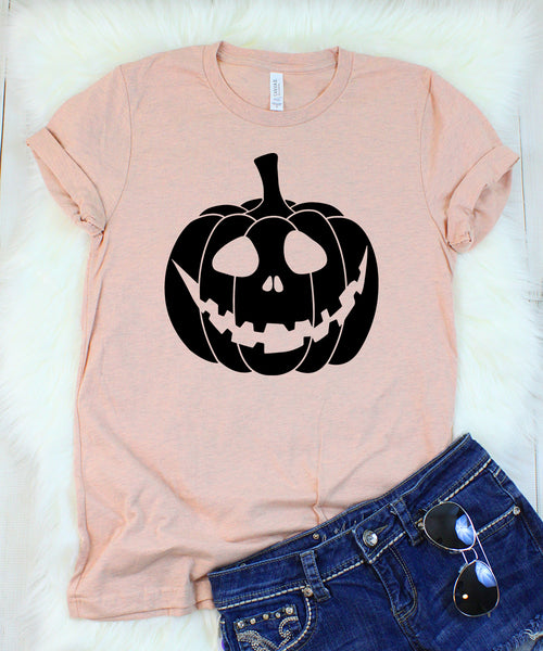 Carved Pumpkin T-Shirt