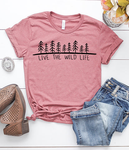 Live the Wild Life T-Shirt