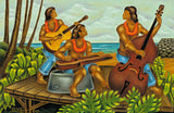 11 Beach Band by Hawaii Artist Dietrich Varez