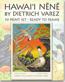 "Nene 10 Print Set - 5"" x 7"" Ready to Frame"