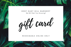 Gift Card (ONLINE USE ONLY)