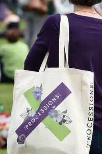 PROCESSIONS Tote Bag