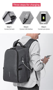Multi-functional Business Travel Backpack
