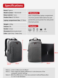Multi-functional Business Backpack