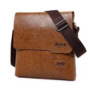 Business Leather Satchel