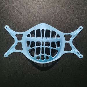 2021 Upgraded Version Silicone 3D Face Mask Bracket