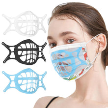 Load image into Gallery viewer, 2021 Upgraded Version Silicone 3D Face Mask Bracket