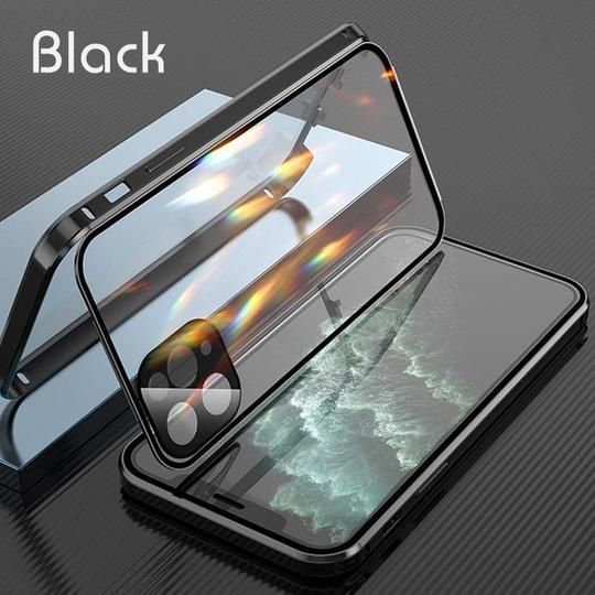 Double Sided Buckle iPhone Case