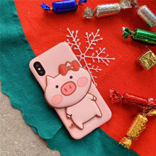 Load image into Gallery viewer, Pig Phone Case