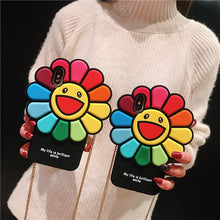 Load image into Gallery viewer, Smile Sunflower Phone Case
