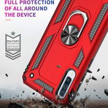 Load image into Gallery viewer, Luxury Armor Ring Bracket Phone Case For Samsung A50/A50S/A30S-Fast Delivery
