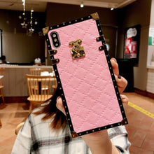 Load image into Gallery viewer, Luxury Lambskin Phone Case