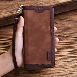 2021 ALL-New Shockproof Wallet Case For Samsung S20