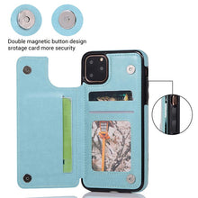 Load image into Gallery viewer, Phone Bags - 2020  Luxury Wallet Case For iPhone