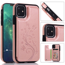 Load image into Gallery viewer, 【FREE SHIPPING】Phone Bags - 2020  Luxury Wallet Cover For iPhone