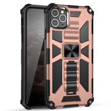 Load image into Gallery viewer, Luxury Armor Shockproof With Ring Kickstand  For iPhone