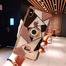 Load image into Gallery viewer, Luxury Ring Phone Case Suit For iPhone(🔥Limited Time Coupon:CL10 )