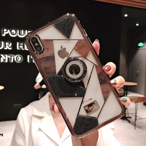 Luxury Ring Phone Case Suit For iPhone(🔥Limited Time Coupon:CL10 )