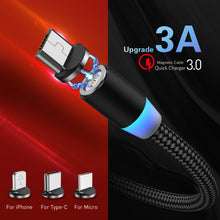 Load image into Gallery viewer, New 3-in-1 Magnetic Charging Cable