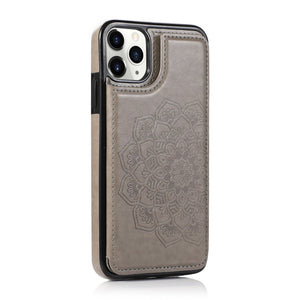 2020 New Style Luxury Wallet Cover For iPhone