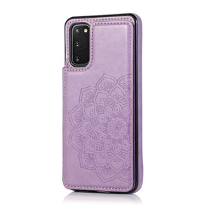 2020 New Style Luxury Wallet Cover For Samsung