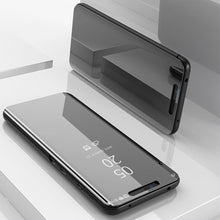 Load image into Gallery viewer, Luxury Mirror Flip Smart Cover For Samsung A50