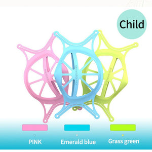 Kids 6th Generation Upgraded Version Silicone 3D Mask Bracket